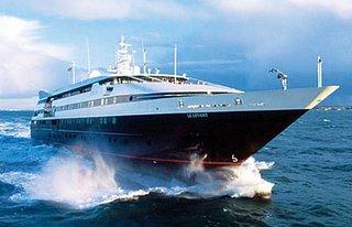La nave Le Levant
