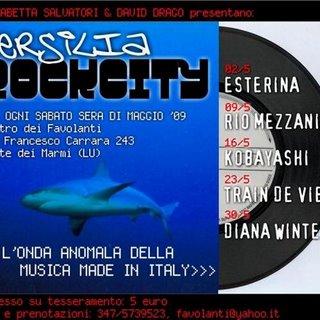 Locandina Versilia Rock Festival