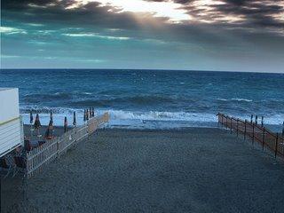 Una spiaggia libera